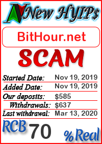 BitHour.net status: is it scam or paying