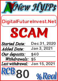 DigitalFutureInvest.Net status: is it scam or paying