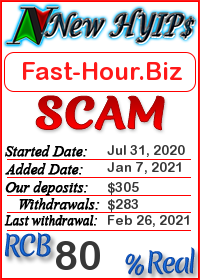 Fast-Hour.Biz reviews and monitor