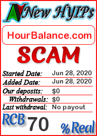 HourBalance.com status: is it scam or paying