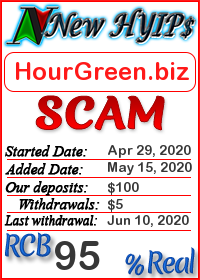 HourGreen.biz status: is it scam or paying