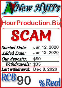 HourProduction.biz status: is it scam or paying