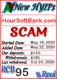 HourSoftBank.com status: is it scam or paying