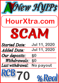 HourXtra.com status: is it scam or paying
