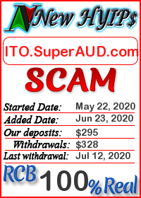 ITO.SuperAUD.com status: is it scam or paying