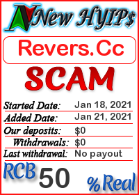 Revers.Cc status: is it scam or paying