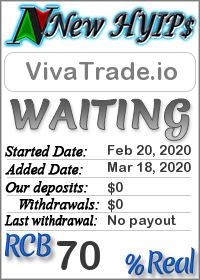 VivaTrade.io status: is it scam or paying