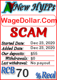 WageDollar.Com status: is it scam or paying