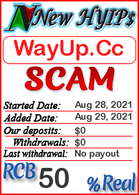 WayUp.Cc status: is it scam or paying