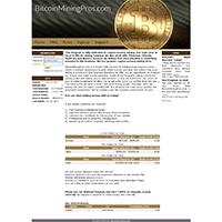 Bitcoin Mining Pros