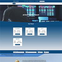 AFX Options Trade