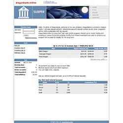 dragonbank status