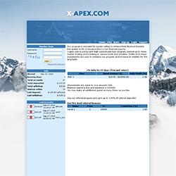 x-apex status