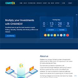 chainex status