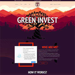greeninvestgroup status