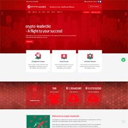 crypto-leader status
