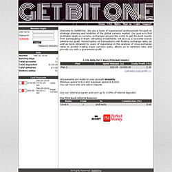 getbitone status