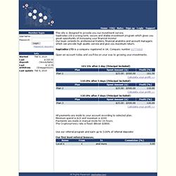 saptradex status