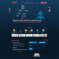 crypto-shark status