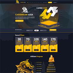 caribbean-asia status