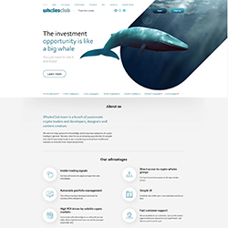 whalesclub status