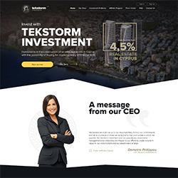tekstorm-investment status