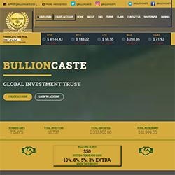 bullioncaste status
