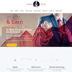 hash-coin status