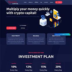 crypto-capital status