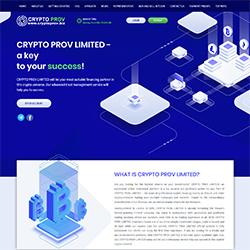 cryptoprov status