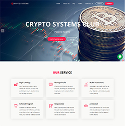cryptosystems status