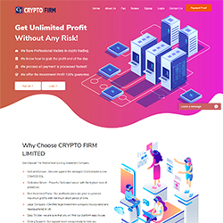 CryptoFirm.cc shot