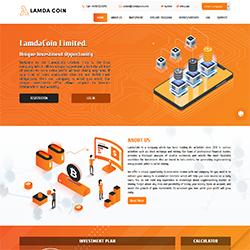 LamdaCoin.com shot