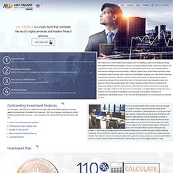 Abu-Finance.com shot
