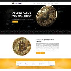 CryptoEarns.com shot
