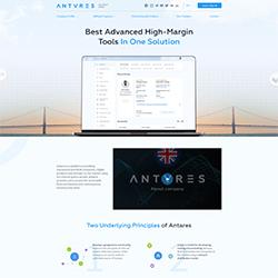 Antares.Trade shot