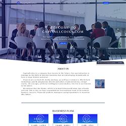 Capitallcoins.com shot