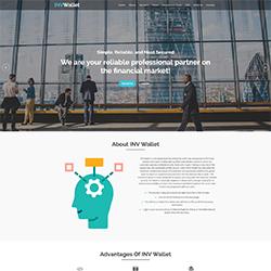 InvWallet.com shot