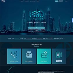 UMO-Finance.com shot