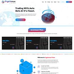 CryptomusPrime.com shot