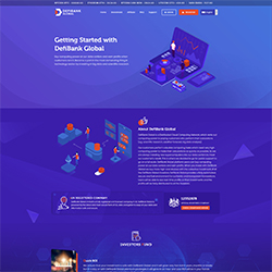 DefiBank.global shot