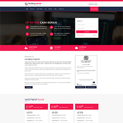 LendaryCapital.com shot