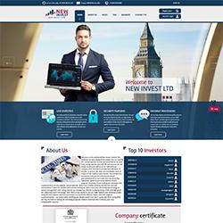 NewInvest.biz shot