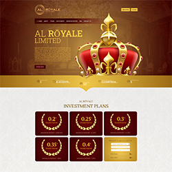 Al-Royale.Com shot