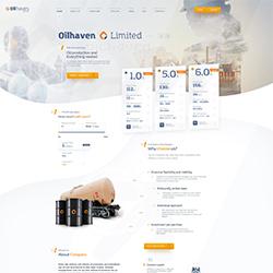 OilHaven.Net shot