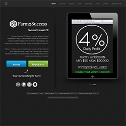 Farm2Success.Com shot
