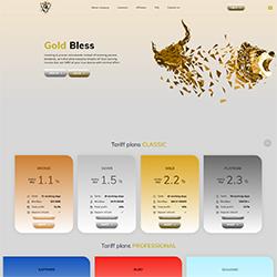 Gold-Bless.Com shot
