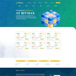 BitmaxCrypto.Com shot
