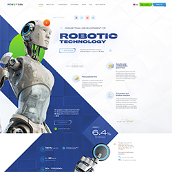 Robotiqs.io shot