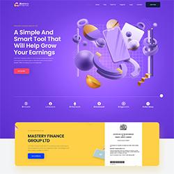 Mastery-Finance.Com shot